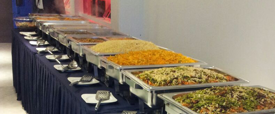 Afghaanse catering via Restaurant Kabul in Breda